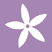 small flower icon